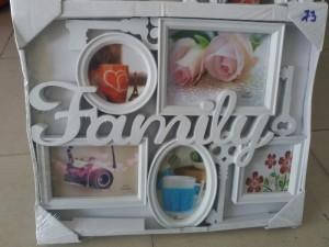Khung tranh sáng tạo - quà tặng cho người thân
