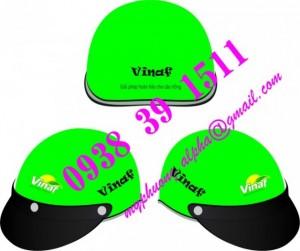 Xưởng nón bảo hiểm quảng cáo giá rẽ, nón bảo hiểm in logo