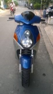 Xe honda @ 150cc (a moc) màu xanh