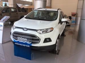 Bán Ford Ecosport Titanium, Hỗ trợ trả góp