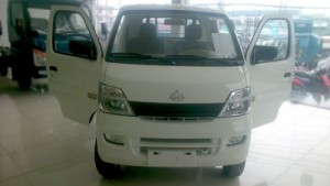 Ô tô An Sương xin giới thiệu dòng xe tải nhẹ veam mới 2015- Xe tải nhẹ Veam Star tải trọng 850 kg Veam Star chính là mẫu xe tải nhẹ lý tưởng của người Việt không chỉ nhờ giá cả phải chăng mà còn ở khả năng cơ động, linh hoạt trên mọi nẻo đường. Xe đặc biệt phù hợp với mục tiêu tiêu sử dụng của đại đa số khách hàng hiện nay.  Ô tô An Sương còn cung cấp  nhiều dòng xe tải động cơ Hyundai, Nissan, YAMZ khác với tải trọng từ 1T-15T. Đóng mới và cải tạo các loại thùng mui bạt, thùng kín, ... chất lượng ổn định, giá cả hợp lý.