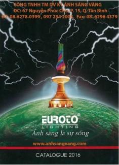 Nhà phân phối sỉ đèn trang trí euroto 2017
