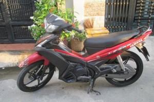 Yamaha lexam 125cc màu đỏ đen, BSTP, ngay chủ