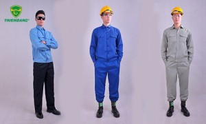 Quần áo công nhân cơ khí xây dựng giá cực tốt!!!!!