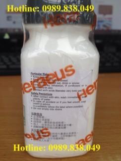 Paladium chloride - PdCl2 59.5% Pd  -  giá tốt