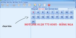 Phần mềm bán hàng quán cafe tại Thủ Đức