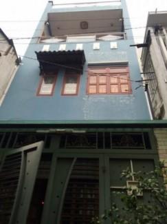 Bán nhà hẻm 4.5m Nguyễn Đình Chiểu, p4q3, 5.3 tỷ
