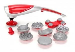 Máy massage hồng ngoại 10 đầu