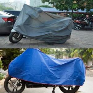 Bạt phủ xe máy