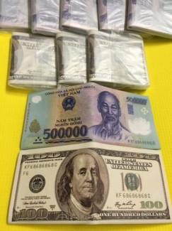 Bóp hình tiền