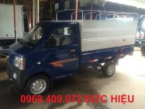 Mua xe Dongben 870kg DB 1021 trả góp giá rẻ nhất ,bán xe Dongben 870kg trả góp ưu đãi nhất Miền Nam
