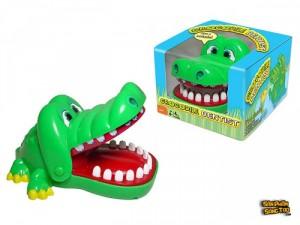 Trò chơi độc lạ: Khám Răng Cá Sấu .Mã:TA-ĐC02