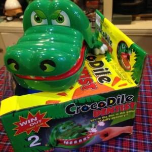 Trò chơi khám răng cá sấu, bạn đã thử chưa?...