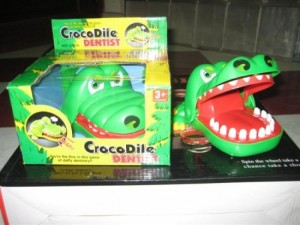 Trò chơi độc lạ: Khám Răng Cá Sấu