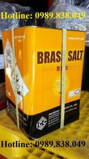 Muối thau - Muối giả cổ - Brass Salt - ブラスソルト - 황동 소금 - 黄铜盐  incheon Hàn Quốc