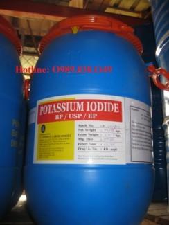 Kali Iot - Potassium Iodine - KI -  Ấn Độ, giá cạnh tranh nhất thị trường