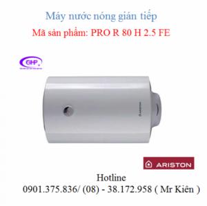Máy nước nóng gián tiếp PRO R 80 H 2.5 FE (...