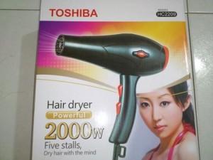 Máy sấy tóc 2 chiều Toshiba HD 2209 BH 3...