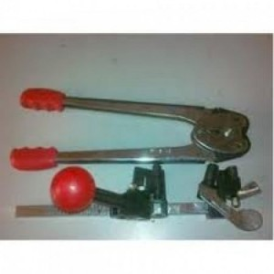 Máy xiết dây đai bằng tay, máy đóng dây đai thùng, máy siết đai dùng bọ kẹp.