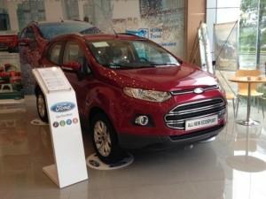 Ưu Đãi Lớn Xe Ford Ecosport 2016 , giá cực...