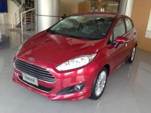 Hà Thành Ford bán Ford Fiesta đầy đủ các...