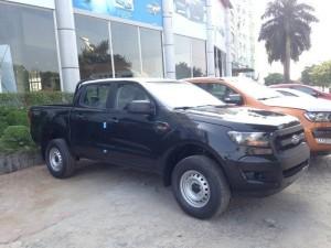 Bán Ford Ranger XL 4x4 MT, Màu đen, giao xe toàn quốc, khuyến mại tốt nhất miền bắc -