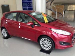 Bán Ford Fiesta Sport màu đỏ, ưu đãi khủng,...
