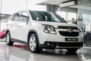 Chevrolet Orlando 7 chỗ số tự động chuyên...