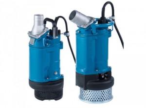 Máy bơm nước thải Tsurumi công suất 2,2kw 3,7kw 1,5kw 5.5kw nhập khẩu chính hãng