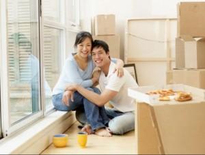 Dịch vụ chuyển nhà cho vợ chồng mới cưới