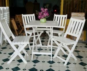 Bàn ghế gỗ cafe thanh lý gấp 20 bộ