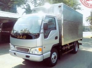 Xe tải jac 2t4 hfc1030k4 thùng kín