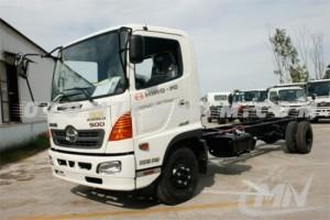 Có bán trả góp xe tải Hino 6.4 tấn tại Miền Nam