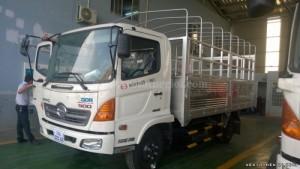 Bảng giá xe tải Hino FC 6.4 tấn áp dụng cho chi nhánh phía Nam