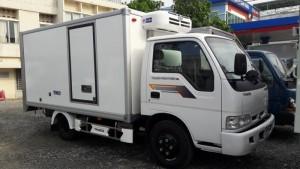 Bán xe đông lạnh Thaco Kia k165 tải trọng 2 tấn, hỗ trợ mua trả góp qua ngân hàng đến 80% giá trị xe