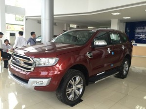 Bán Ford Everest Titanium 3.2 4x4 AT, KM...