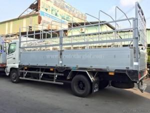 Gía xe tải Hino FC9JESW 6.2 Tấn rẻ nhất tại Tp.HCM