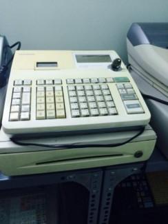 Máy tính tiền cho cafe shop nhà hàng quán ăn GIÁ RẺ CASIO SE-S300