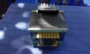Máy biến áp nguồn 1 pha, 3 pha công suất nhỏ