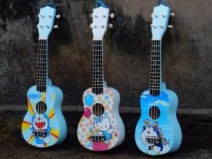 Bán đàn ukulele giá rẻ tại guitar minh phát quận bình tân tphcm