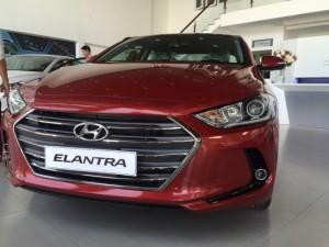 Hyundai Elantra model 2017 ưu đãi 80 triệu tại Hyundai Bà Rịa Vũng Tàu