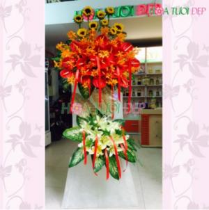 Hoa đẹp tặng dịp khai trương - KT105