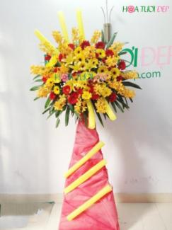 Hoa chúc mừng đẹp - KT088