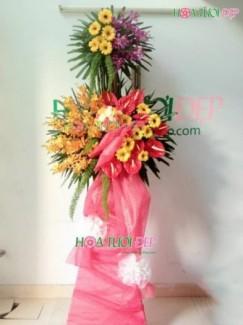 Hoa tươi đẹp mừng khai trường - KT079