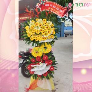 Hoa chúc mừng Lộc Phát  - KT100