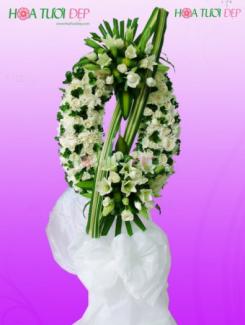 Hoa đám tang trang trọng - TL028