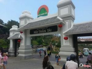 Tour suối khoáng núi Thần Tài - Đà Nẵng