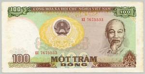 100 ĐỒNG 1985