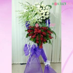 Hoa phúng viếng - TL054