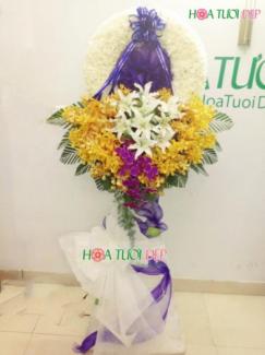 Hoa phúng điếu - TL049